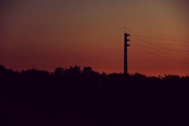 Sunset First Eyeem Photo