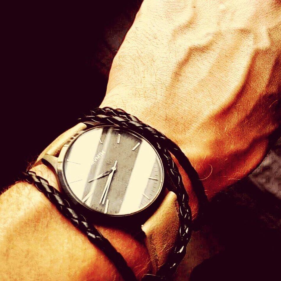 Wristwatch Watch Sleeping Fashion Blah