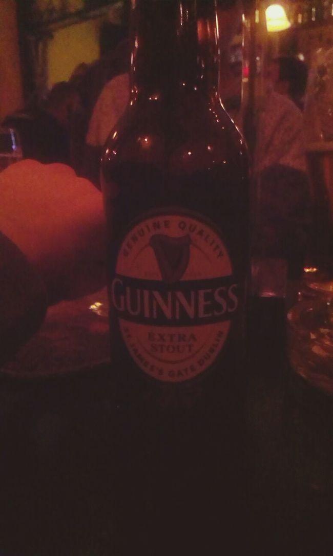 Enjoying A Guinness My Birthday Beograd Enjoying Life