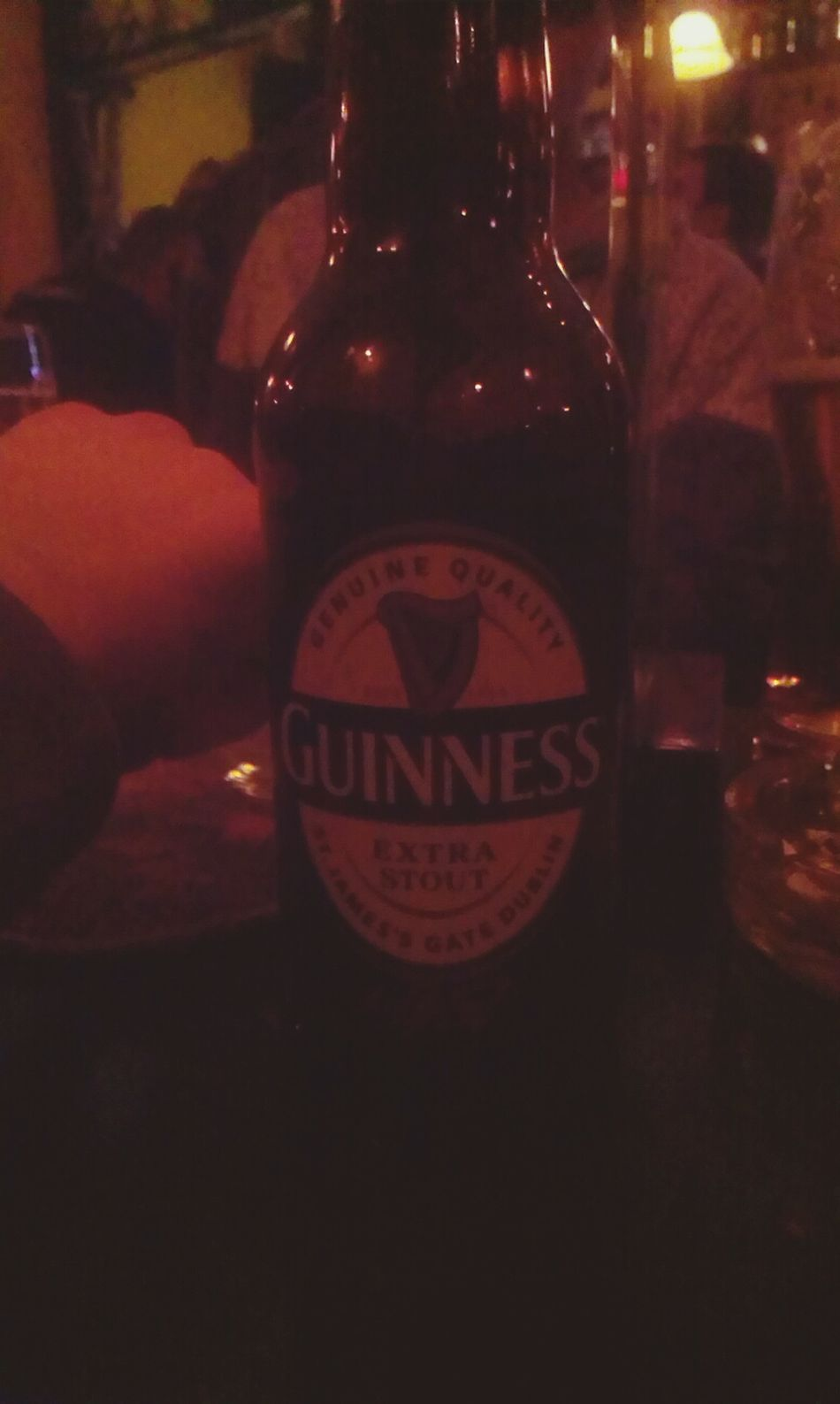 Enjoying A Guinness My Birthday Beograd Enjoying Life
