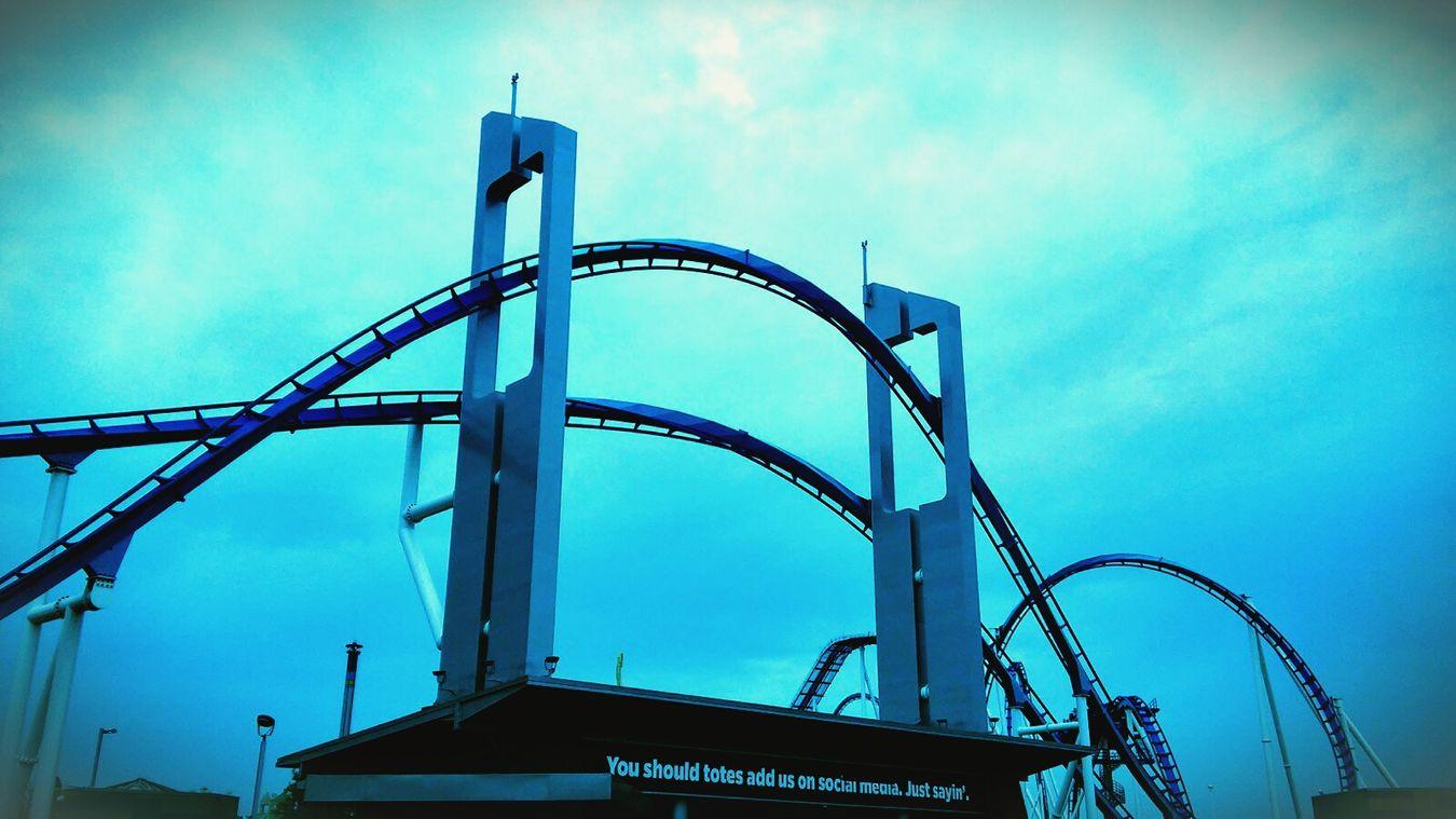 CedarPoint Roller Coaster Gatekeeper