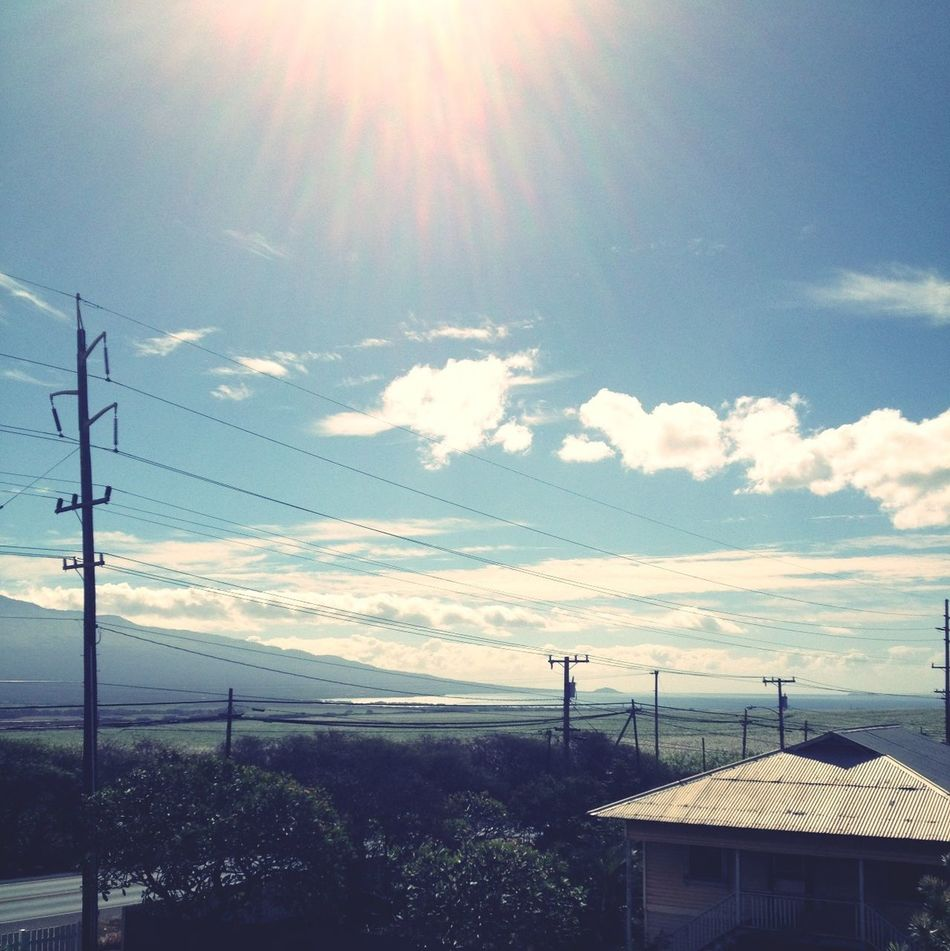 It's a beautiful day for the end of the world ☀ #mymorningview