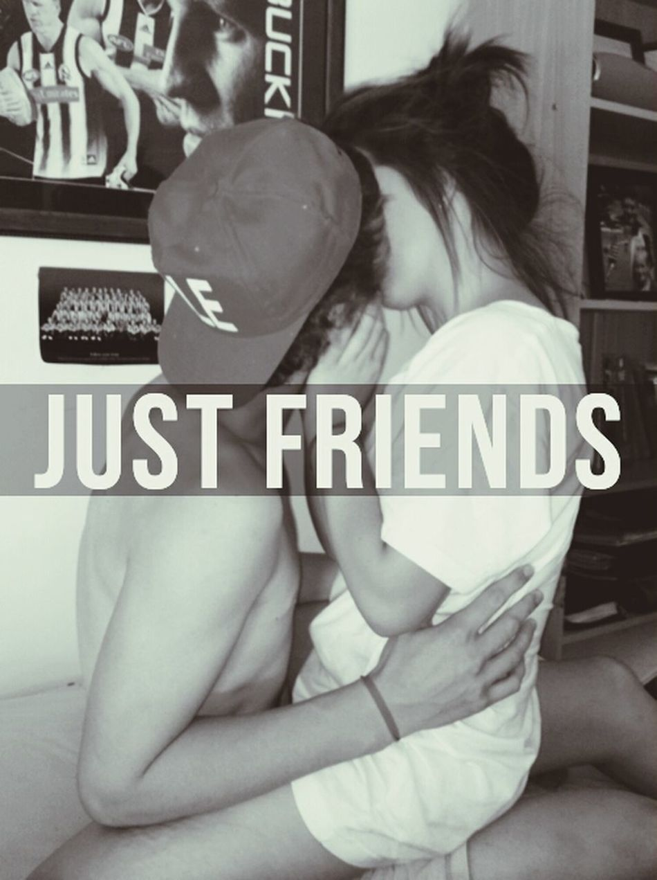 JustFriends Love Kiss