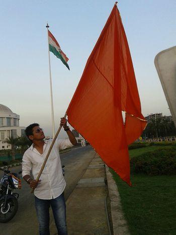 Hello World ShivJayanti Taking Photos Peace And Love Happy :) Jai_hind
