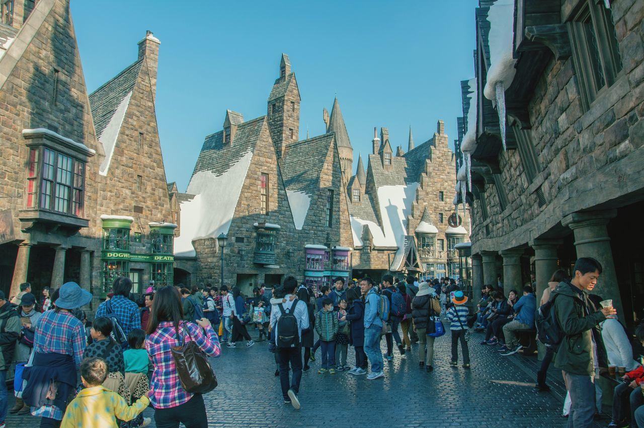 Universalstudiosjapan USJ USJ In Osaka Harry Potter Hogwarts Osaka 大阪 Japan Photography Japan Japan Photos