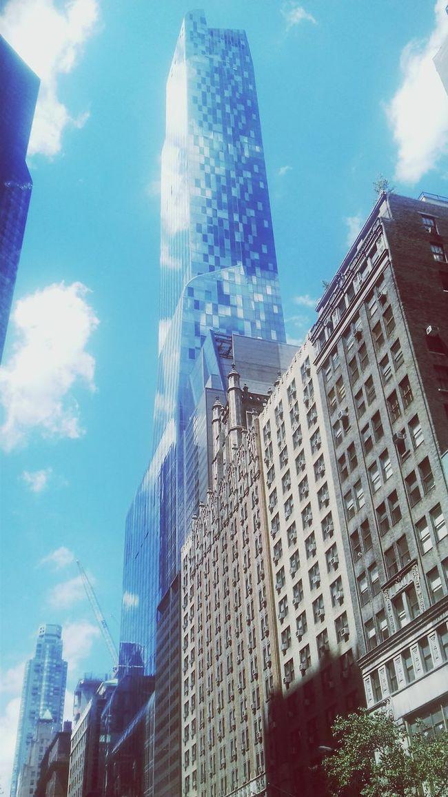 Beautiful New York City, one a kind,hello beautiful world,