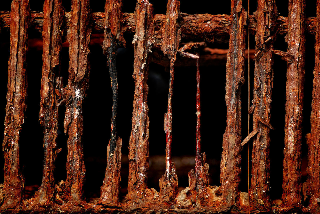 no people, rusty, textured, day, indoors, close-up