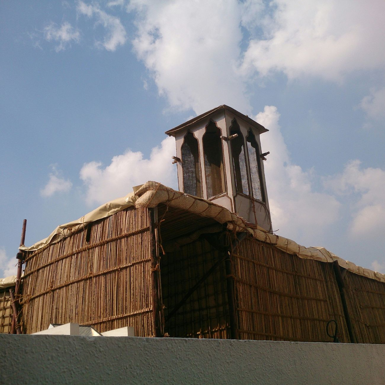 Dubai❤ A View From Dubai Folklore دبي😍😍😍😍 تراث فولكلور برجيل