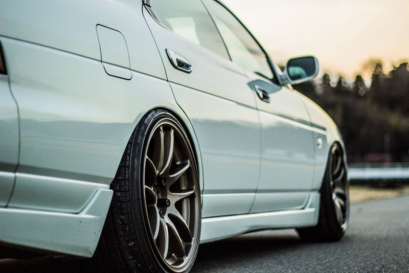 Hellaflush!? Hellaflush Japanese Car Nissan Laurel  C35 Drift Stancenation My Car Car Jdm