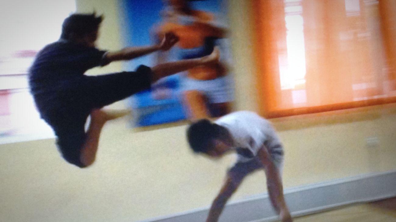 The Power of Jeetkunedo , Taekwondo , Kungfu  , Hapkido , Kickbox