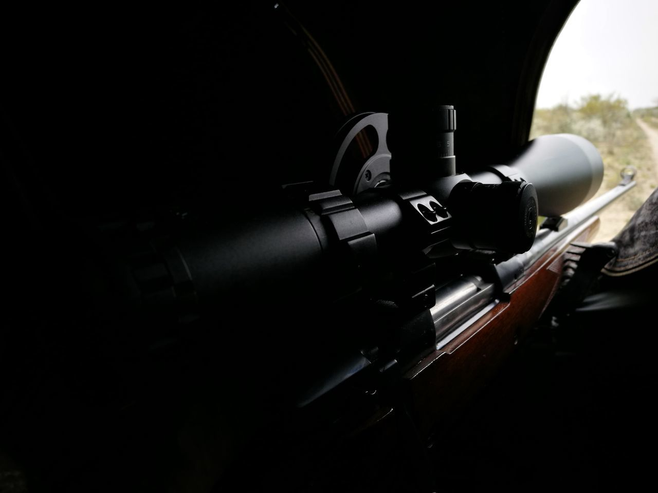 Riflescopes Black Background Caceria Close-up Coahuila Coahuila, México Deer Hunter Deer Hunting HAWKE OPTICS Hunter Hunters Hunting Night No People Outdoors Technology Česká Zbrojovka