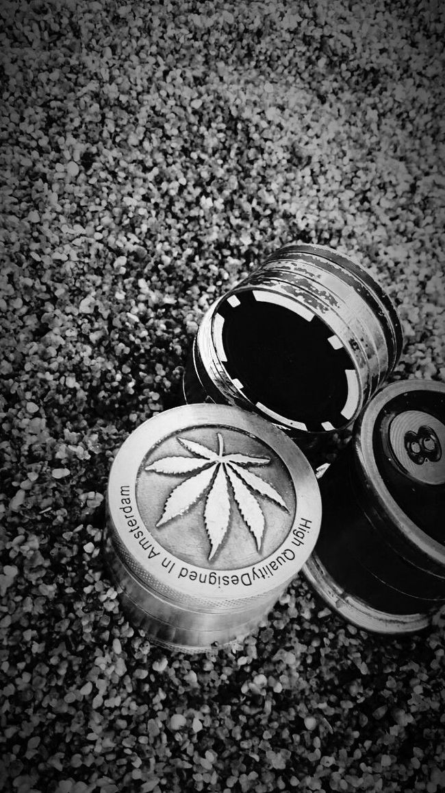 Effects & Filters Outdoors No People Metal Grinder Set Beach Personal Perspective Improvised Close-up