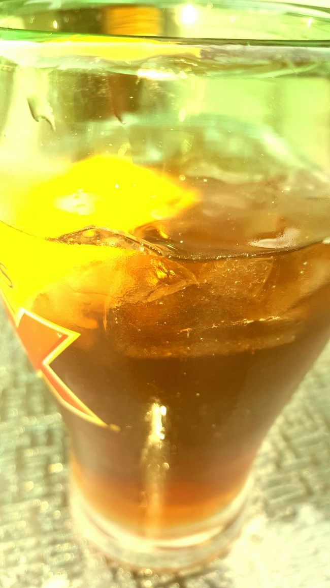 Hanging Out Sweet Tea Vodka Time!!
