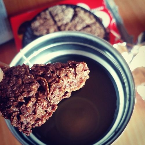 크리스피초코밀크초코 크리스피 밀크초코 8조각 crispchoco choco chocolate 맛스타그램 먹스타그램 instasize instadaily 인스타초코 맛점 전 식샤를합시다