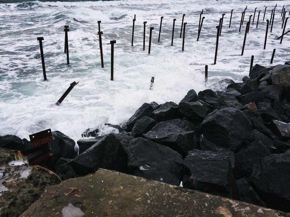 Sea Sea And Rocks Sea Air