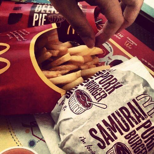 McDonald Thailand Someonestealingmyfood LOL