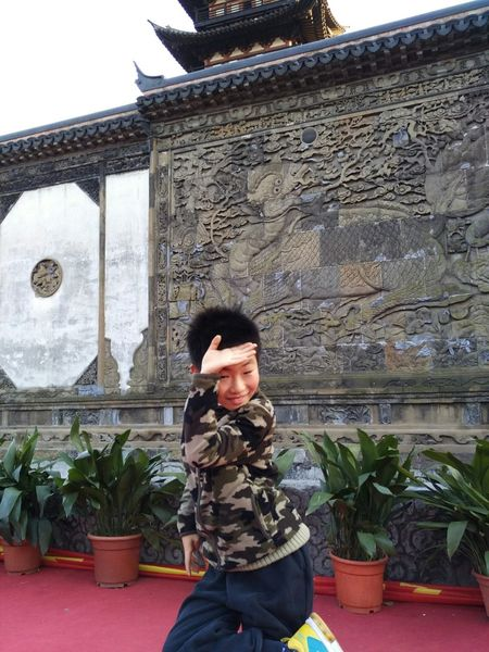 China New Year Monkey Year Happy :) Boy Lovly Sunshine 猴年🐵大吉
