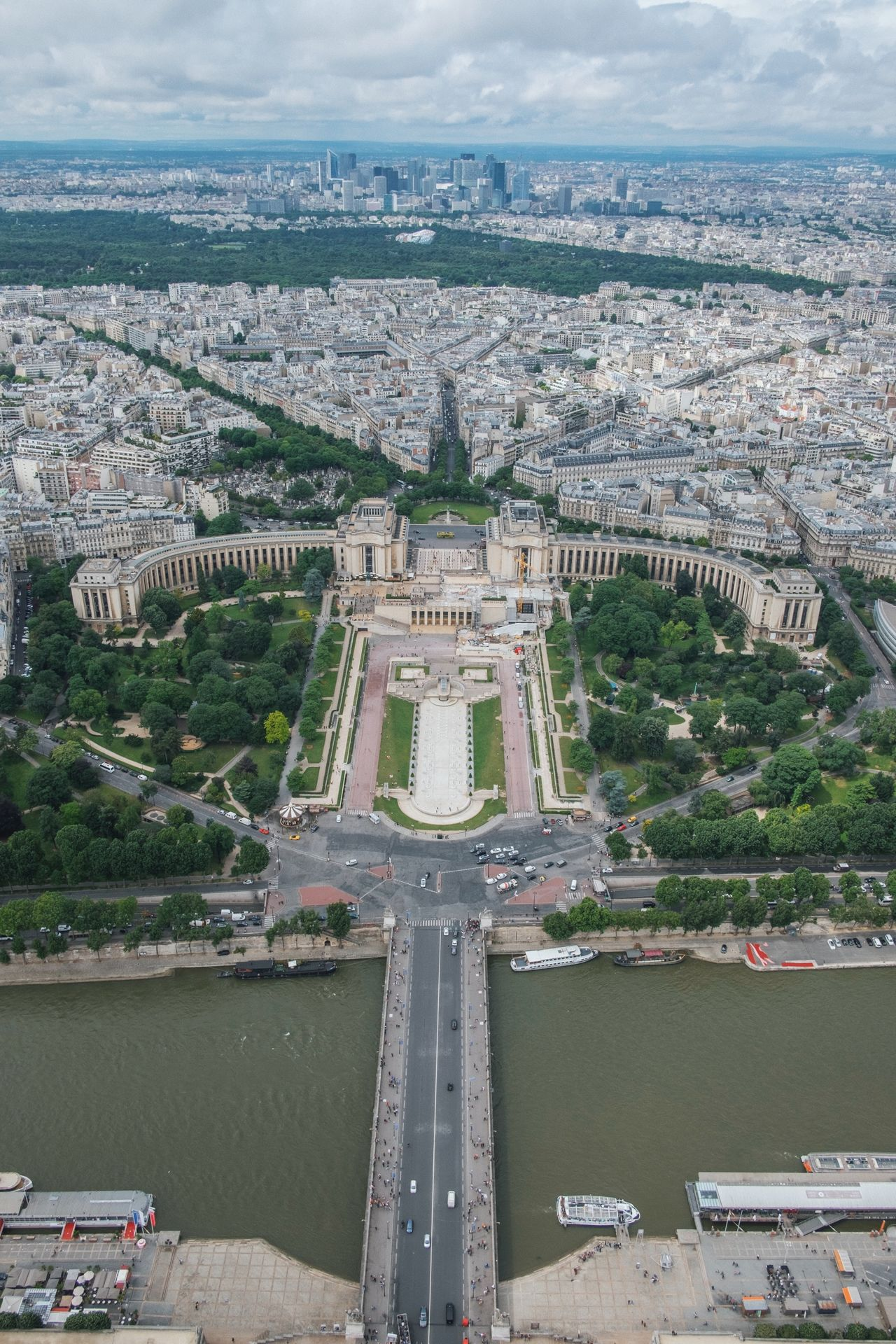 Aerial View Architecture City Cityscape Day High Angle View No People Outdoors Paris Paris, France  Travel Flying High