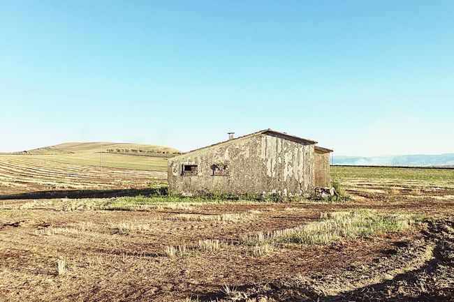 Italy House South Basilicata Countryside Scenics Travel Architecture Landscape