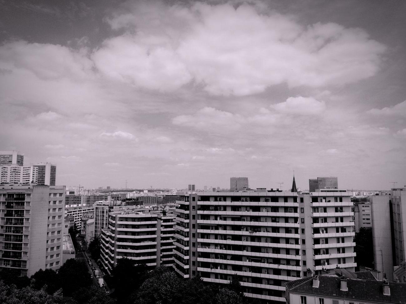 Paris France Streetphotography Blackandwhite Architecture Paris13