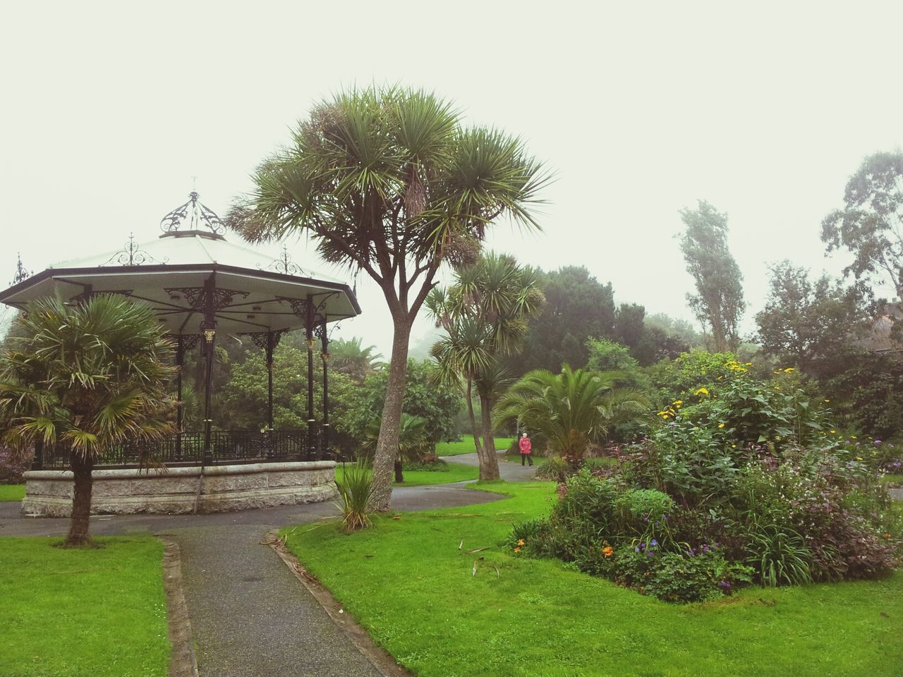 Lush The Bandstand No Band Bandstand
