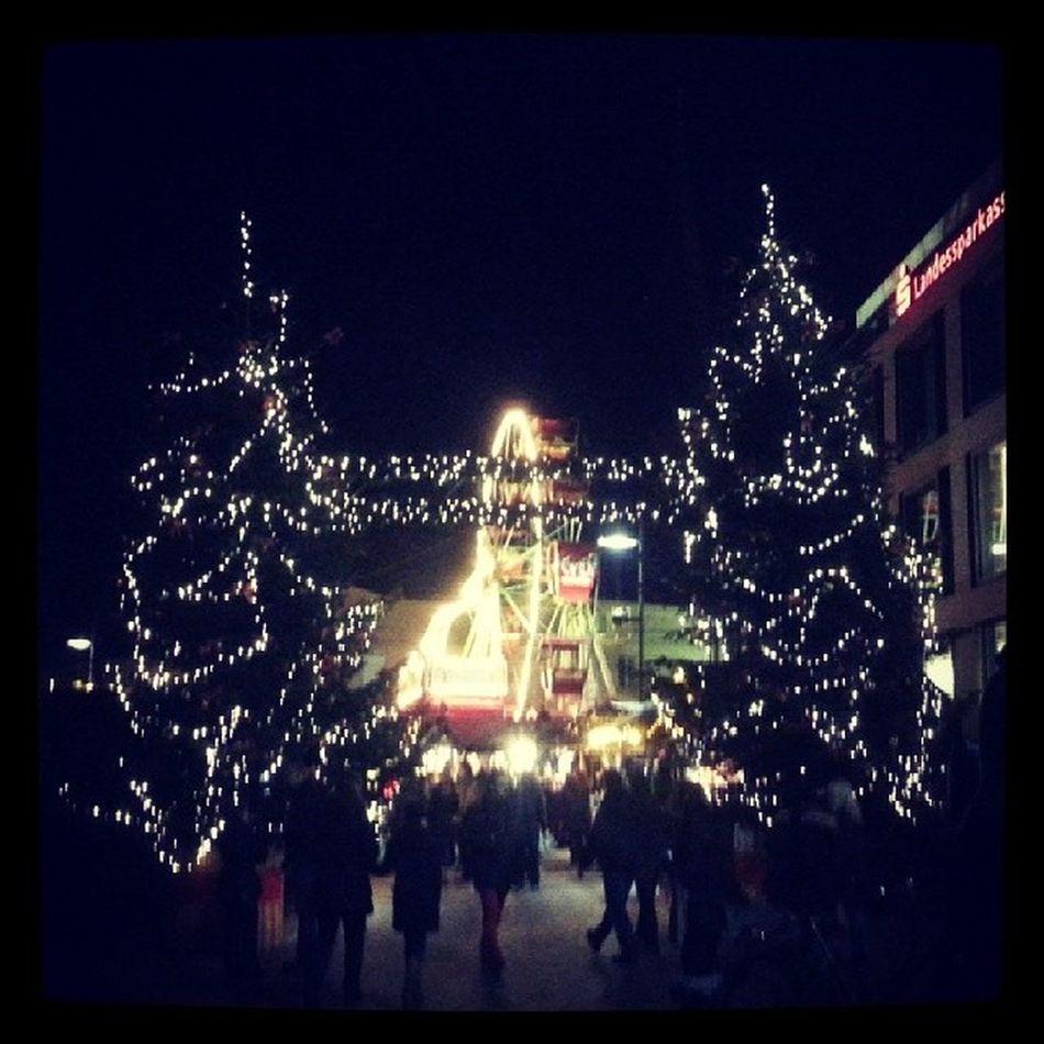 LambertiMarkt Eingang Schlosshöfe - Weihnachtsmarkt Oldenburg Xmas Christmas Weihnachten OL