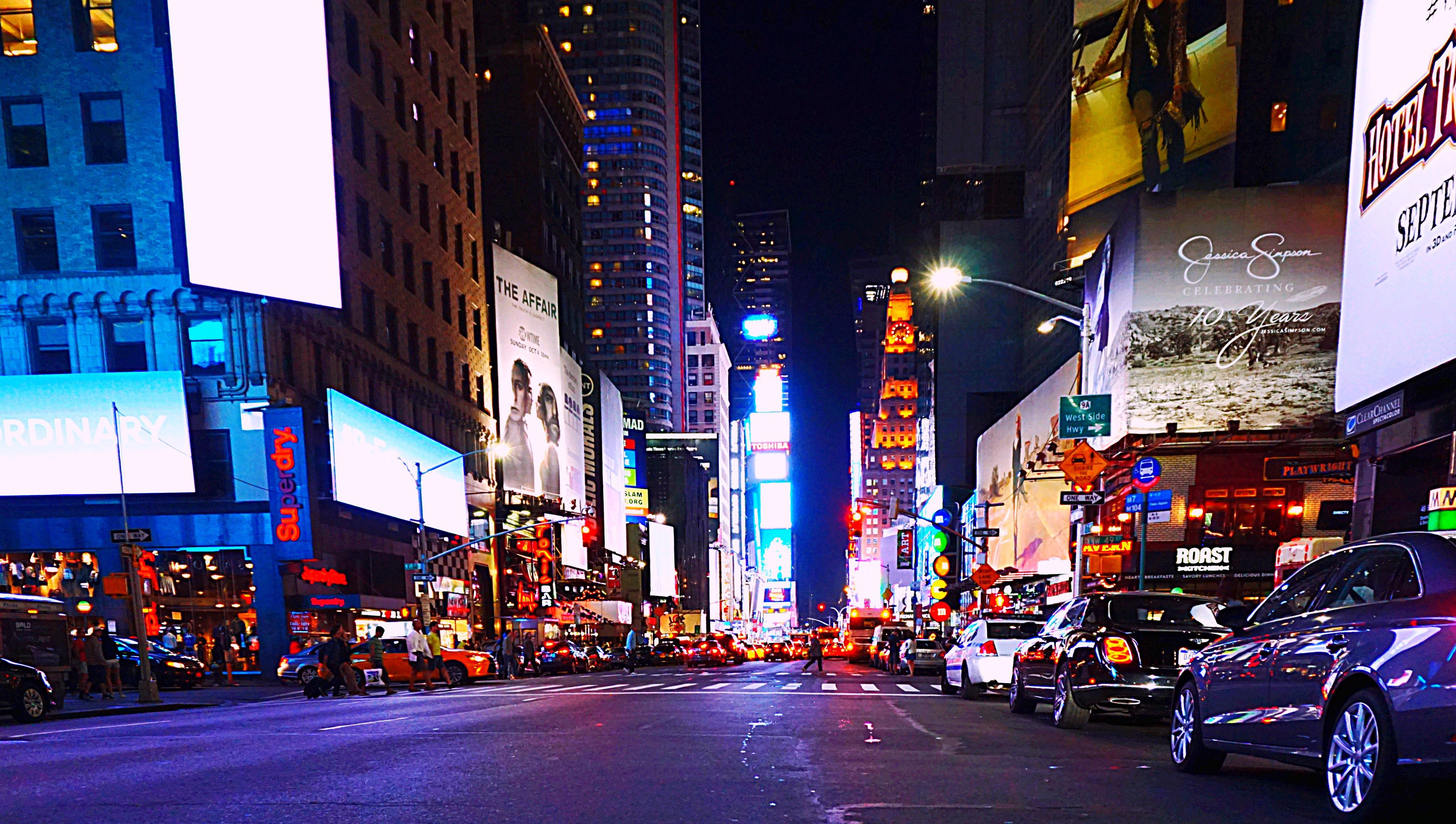 Street life, night colours - 🌜🌃🗽🇺🇸🔝📸 - Battle Of The Cities City Architecture Built Structure Night City Life City Street Nightphotography Night Lights Street Streetphotography Light New York New York City Times Square NYC Traveling Vacations Urban EyeEm Best Shots Eye4photography  EyeEmBestPics Travel Picoftheday Photo Building Exterior