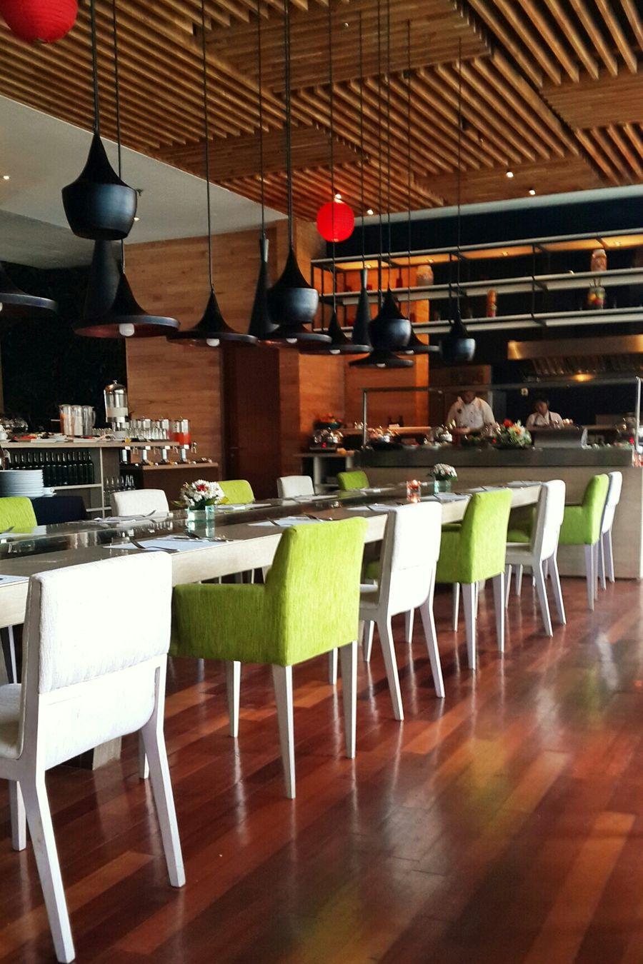 Cozy Interior Design Nice Atmosphere At The Hotel Nice Atmosphere Seminyak Bali