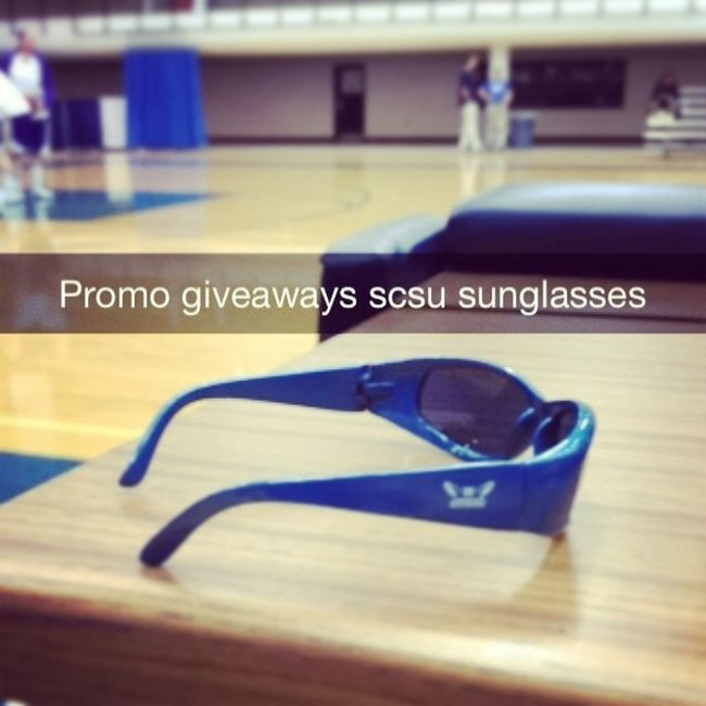 Promotional Giveaways Scsuowls Sunglasses moorefieldhouse free basketball doubleheader owlthat