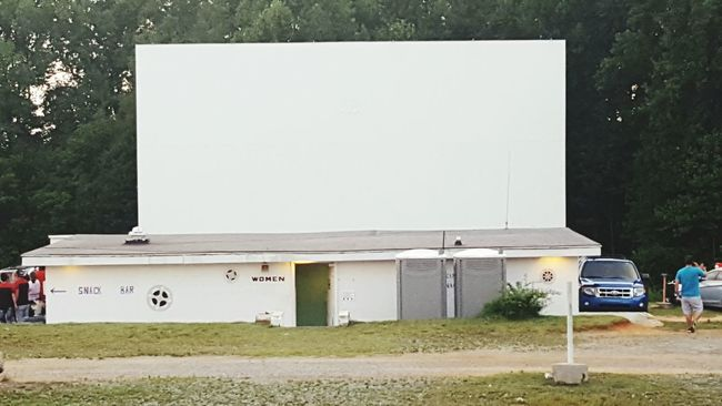 Drive-in Theater Movies