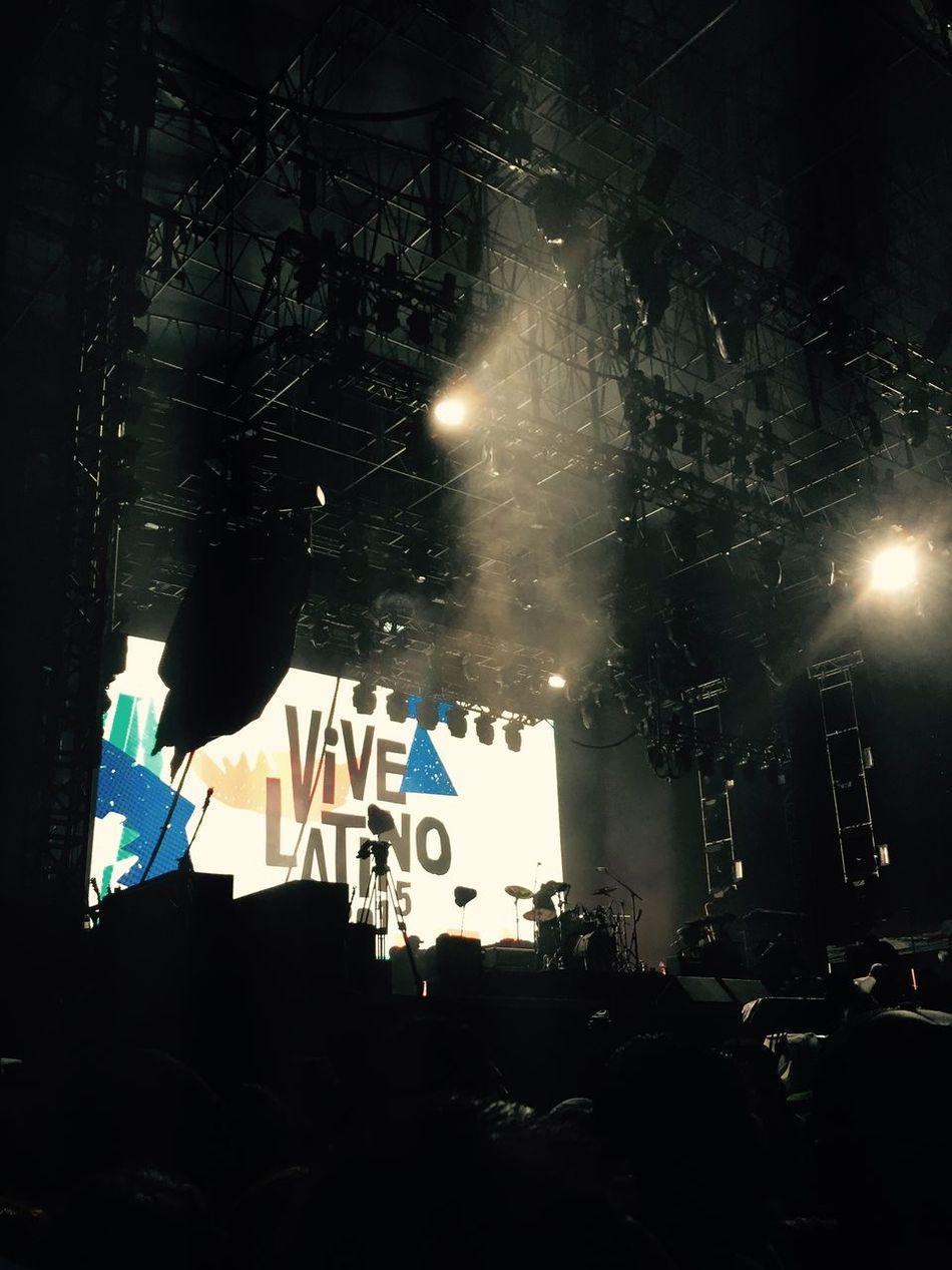 Vive latino VL2015 Foro sol Concert