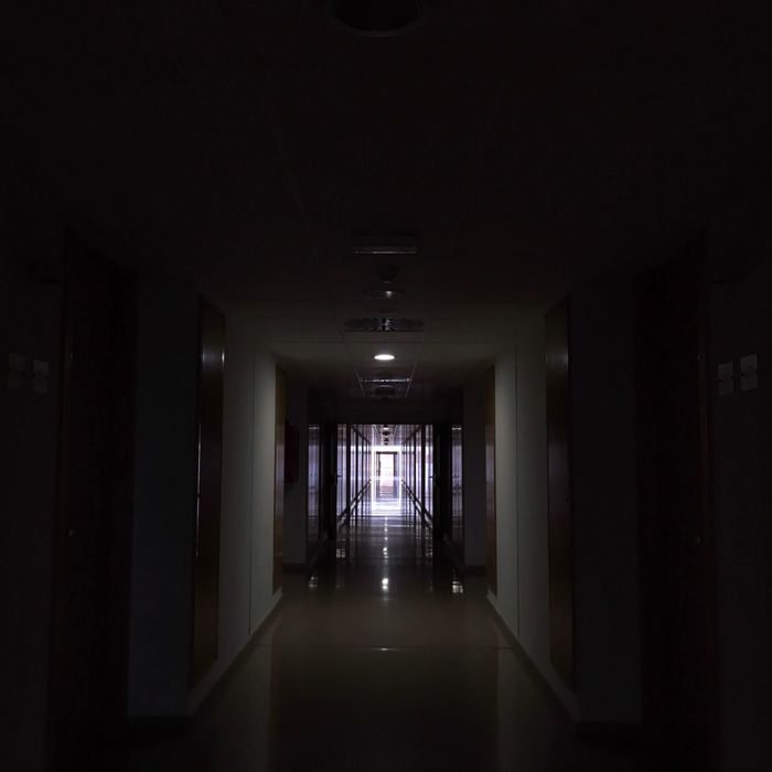 Indoors  The Way Forward Corridor Empty Architecture Built Structure Illuminated No People Day