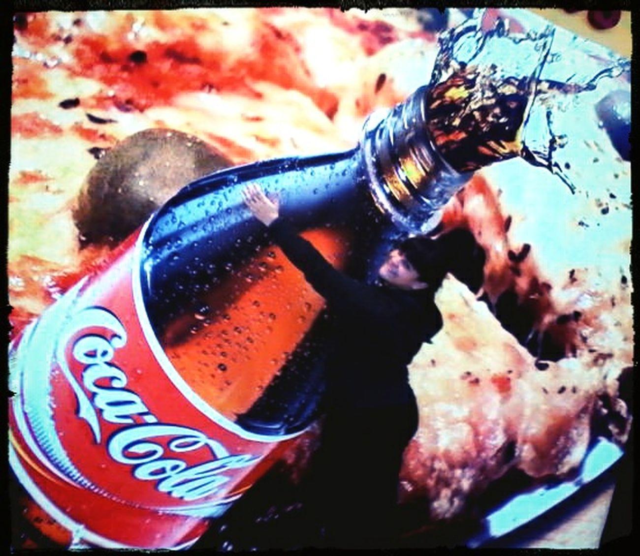 CocaCola! Thisislove Hi!
