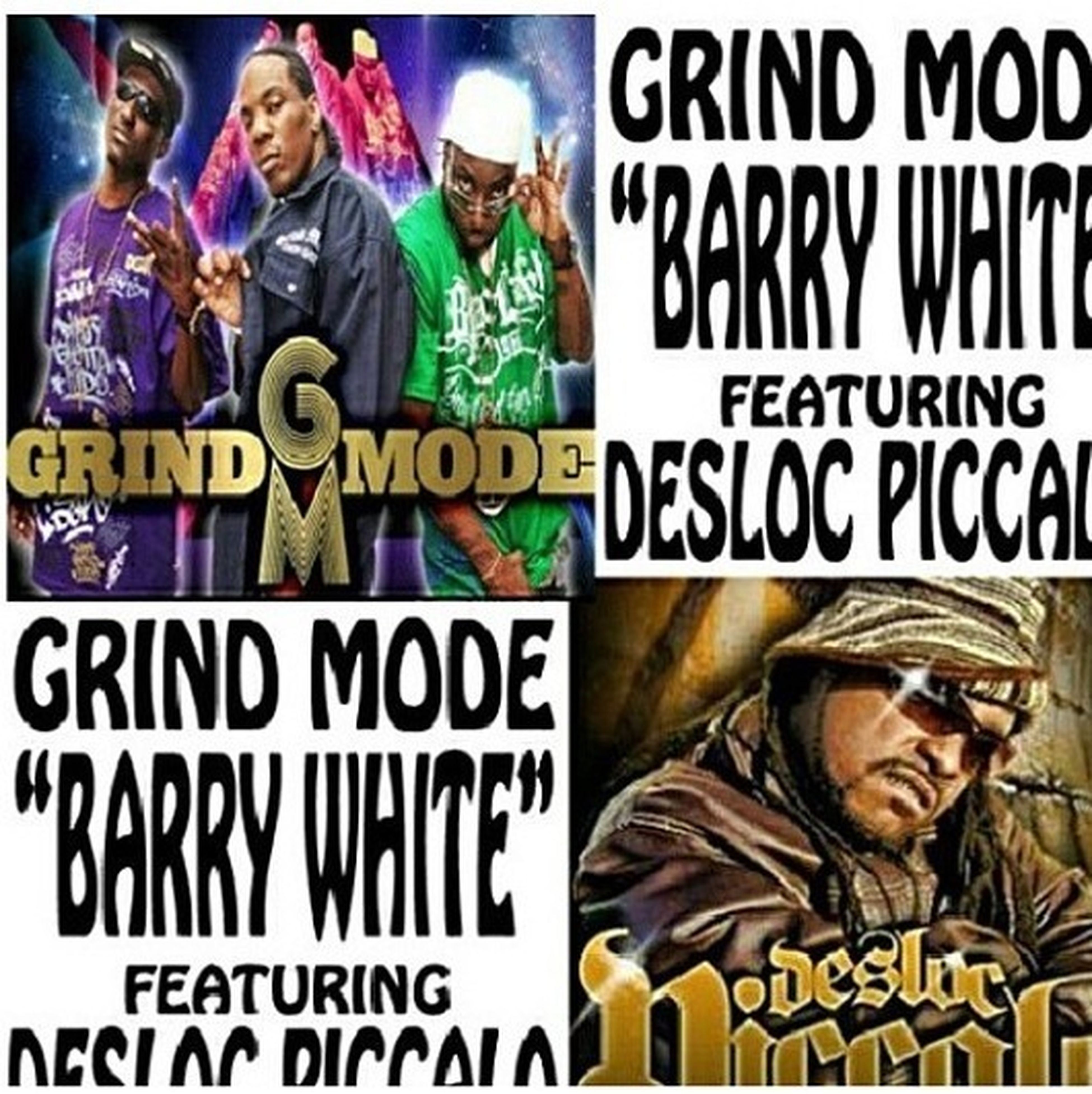 """Y'ALL CHECKOUT THE """"NEW"""" GRINDMODE SONG FEAT PICALLO ON #TWITTER @GRINDMODE_"""