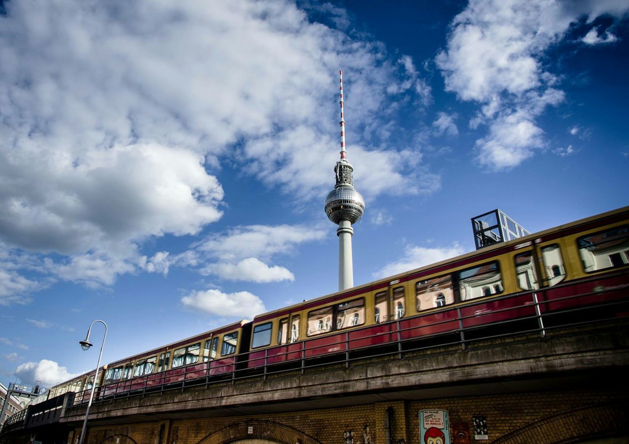 Beautiful stock photos of berlin, Berlin, Cloud, Day, Germany