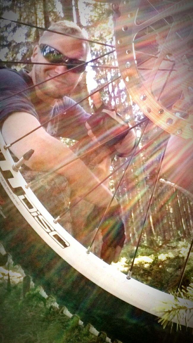 That's Me Enjoying Life Enjoying The Sun Biking