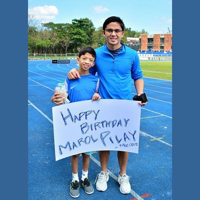 Happy birthday @leocarlol! ⚽🎂 . . . UAAP Uaap77 Uaapseason77 Sbspotlight soccerbible ateneoMFT AdMU teamateneo football themanansala