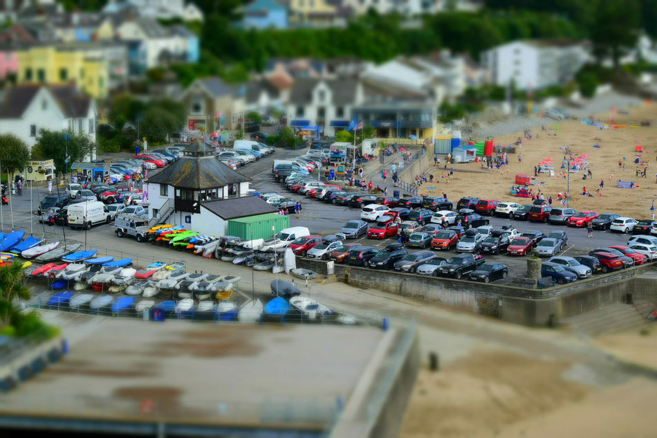 August bank holiday 2016 Abundance Architecture Building Exterior Built Structure Day Harbor High Angle View Large Group Of Objects Mode Of Transport Model - Object Multi Colored Nautical Vessel Port Retail  Transportation