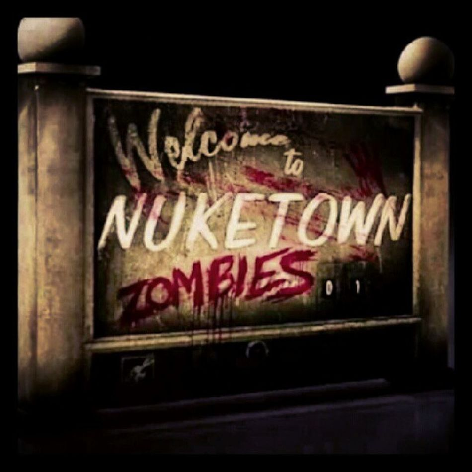NAZI Zombies  Blackops 2 CallOfDuty welcome to NukeTown zombies Well honey, there goes the Neighborhood