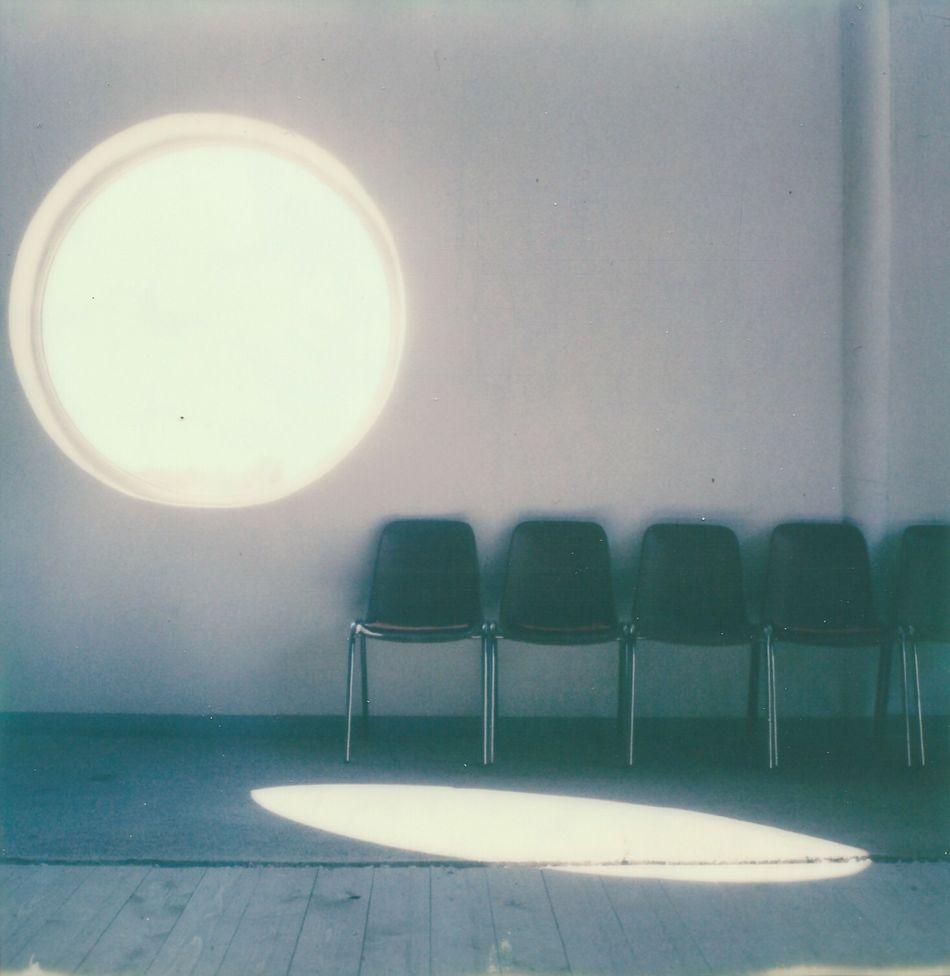 Light And Shadow Light Indoors  Chair Room Analogue Photography Analog Polaroid Instagood Geometry Circle Minimalism Minimal Minimalobsession Minimalist Minimalistic