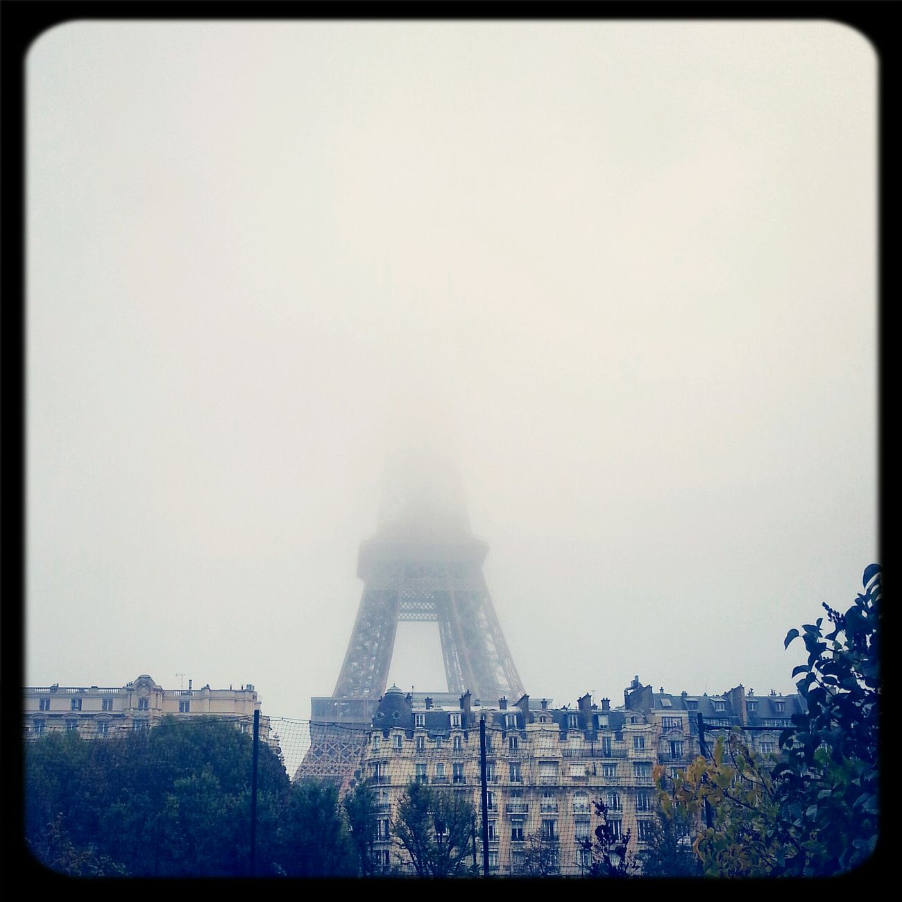 Where is my Eiffeltower ?