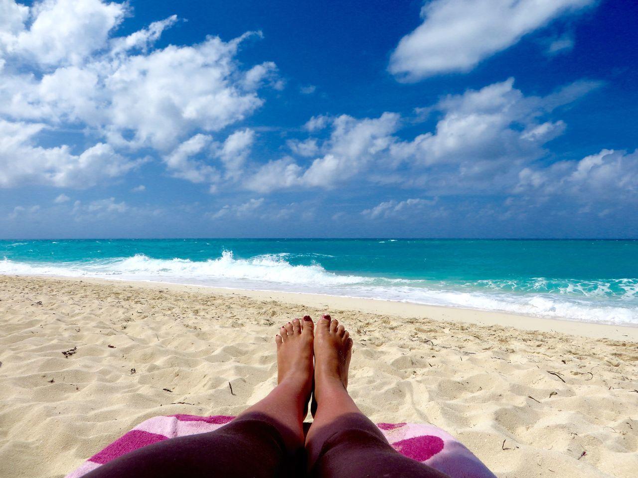 Beautiful stock photos of cuba, Barefoot, Beach, Beauty In Nature, Cloud - Sky