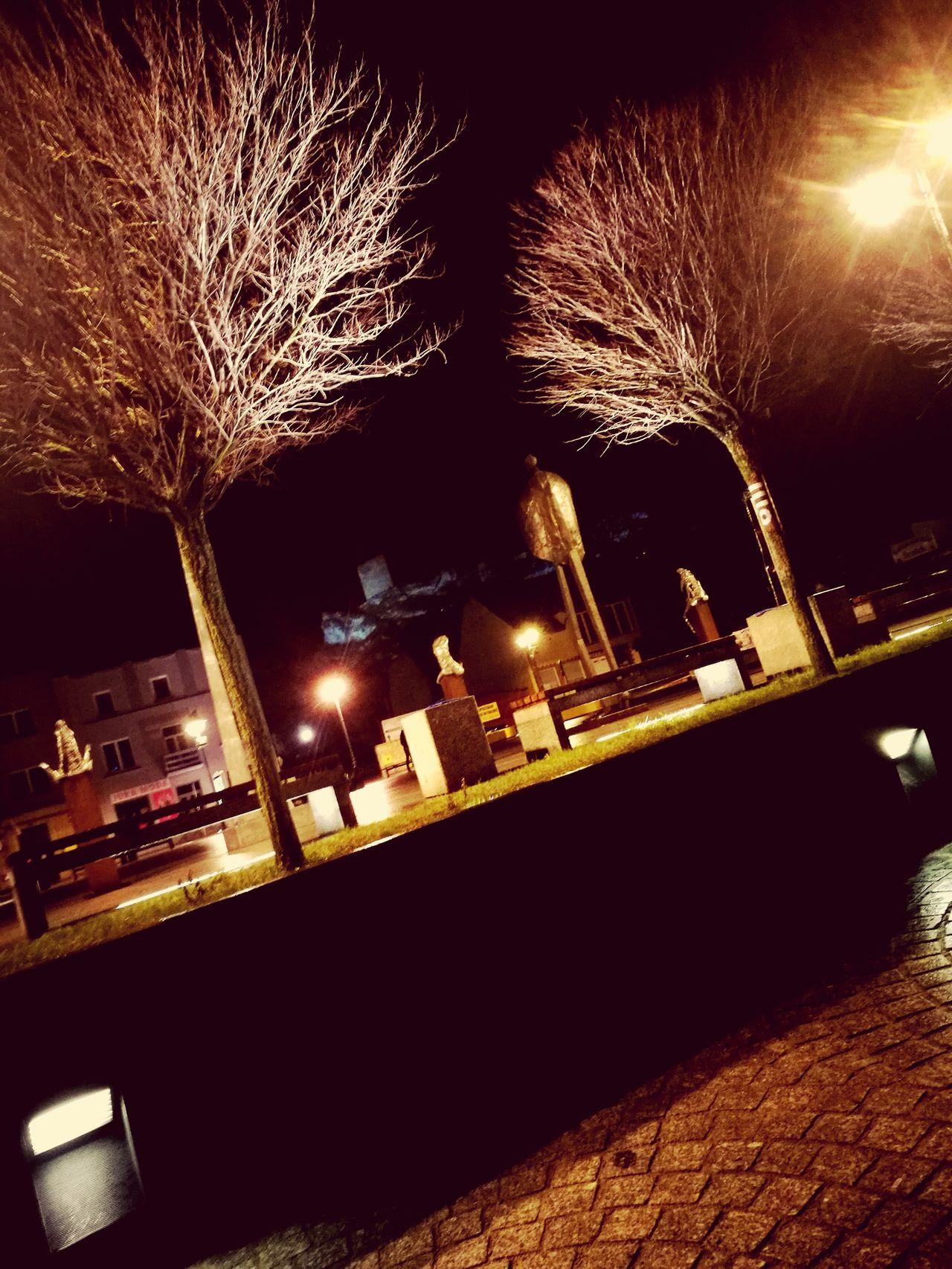 Night Raning Day Zamek  Olsztyn Saturday ❤ No People