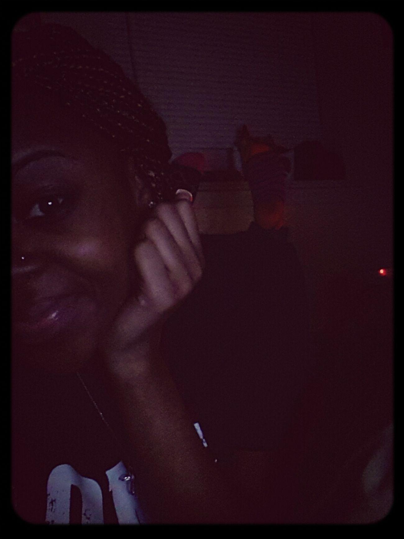 even in the dark ima shine!!!!! 