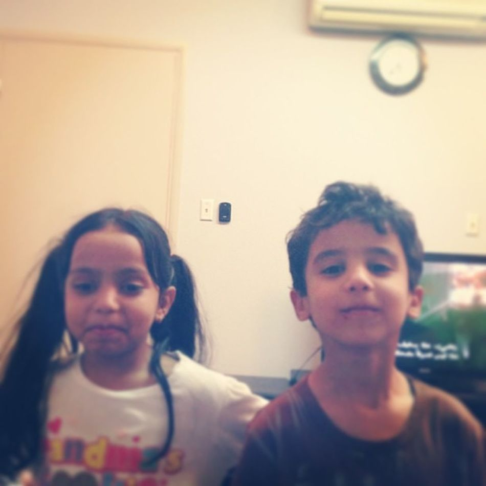 Arjwan and Ziead