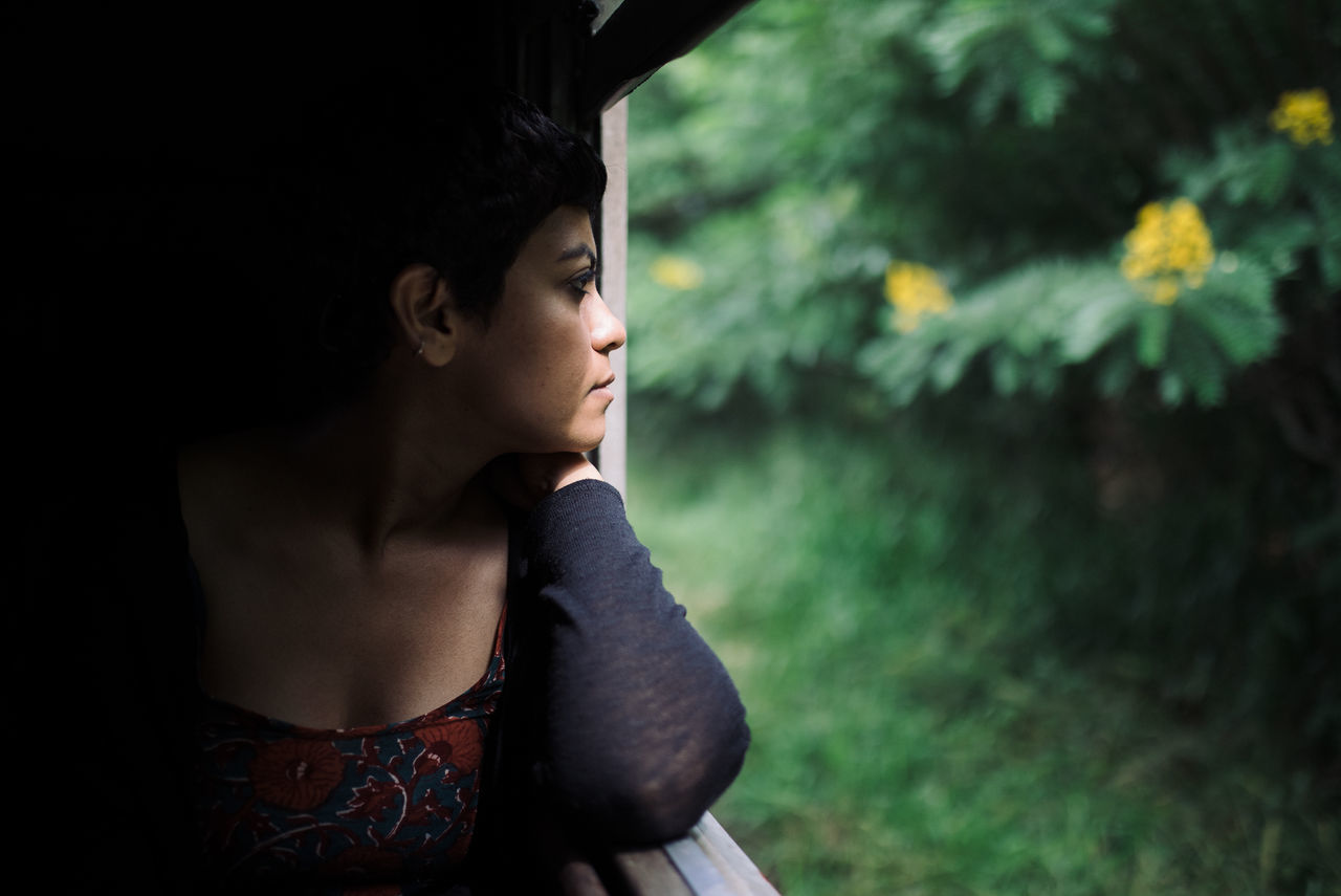 Journey Portrait Of A Woman The Great Outdoors - 2017 EyeEm Awards The Portraitist - 2017 EyeEm Awards Train Trains Travel Sommergefühle