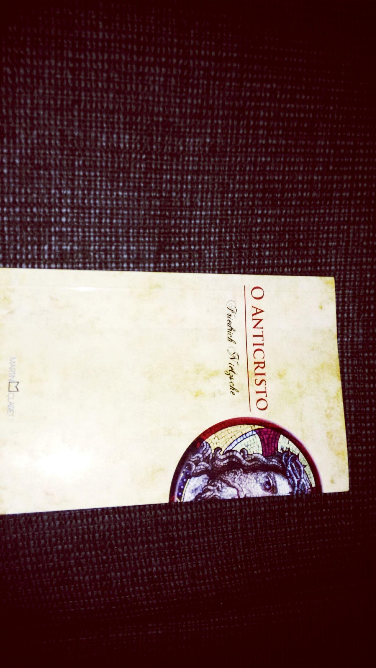 Nietzsche Antichrist ZARATUSTRA Reading