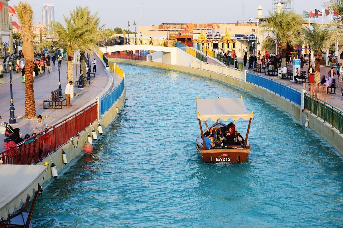 Global Village in Dubai This Week On Eyeem Water Touring Boat Water Ride EyeEm Best Shots
