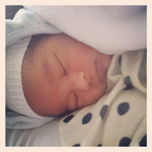 Visiting baby today Lousbabyboy