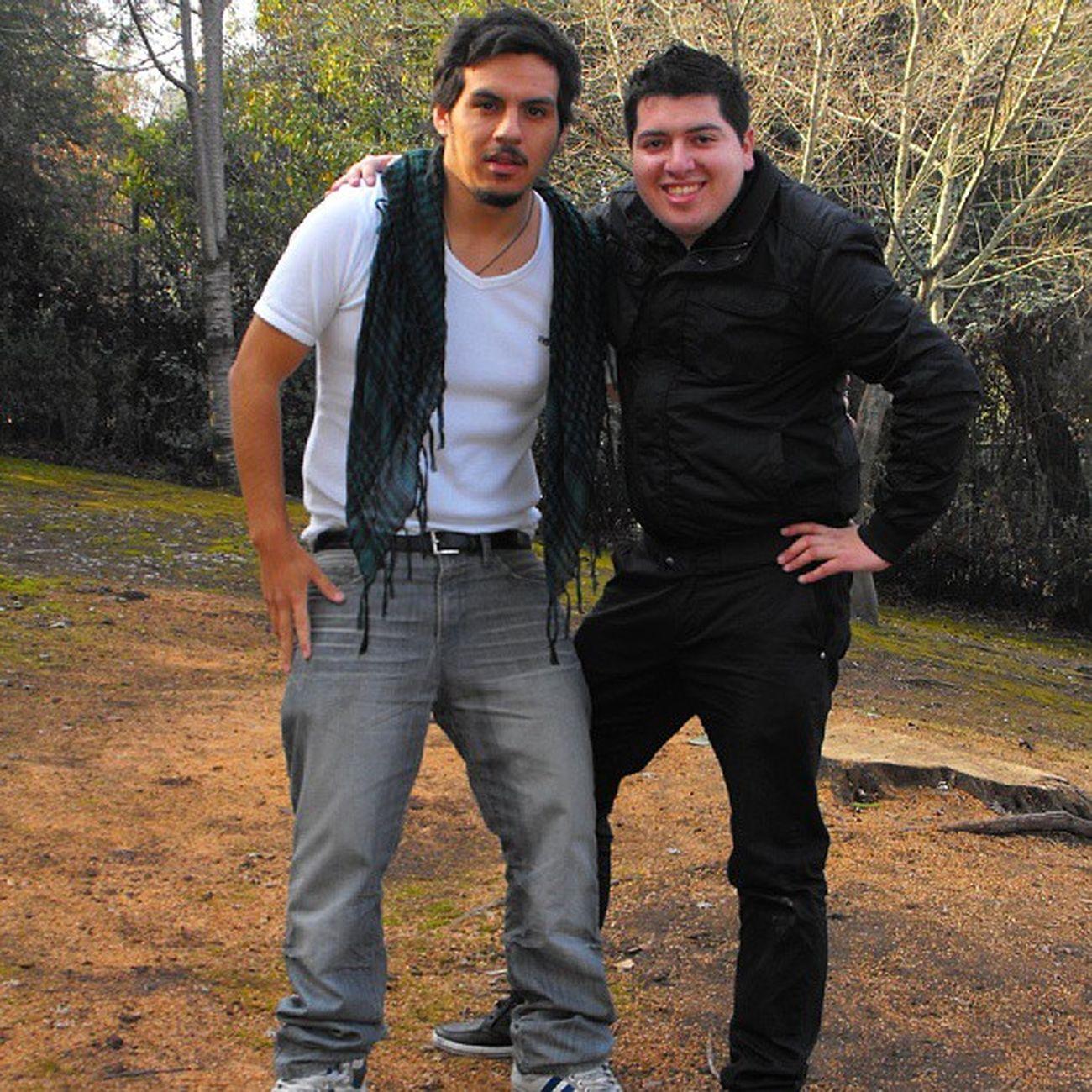 Otra con mi Friend de Argentina Buenosaires Panshop .